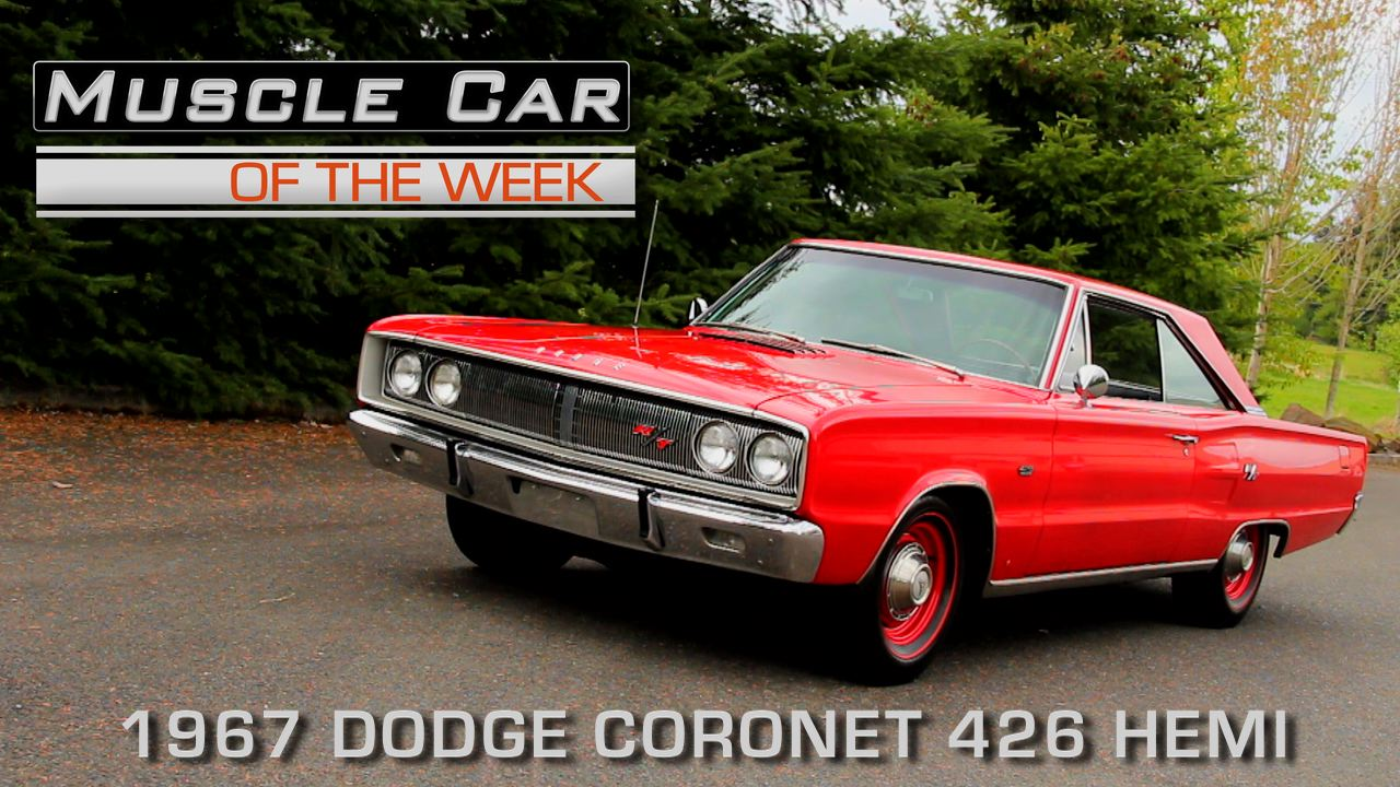 muscle car of the week, muscle car, the brothers collection, v8tv