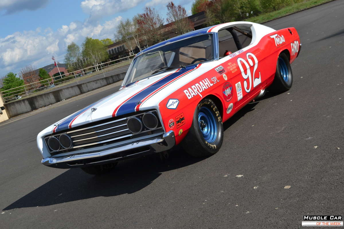 Bobby Unser Interview And 1969 Ford Torino Talladega Pikes Peak