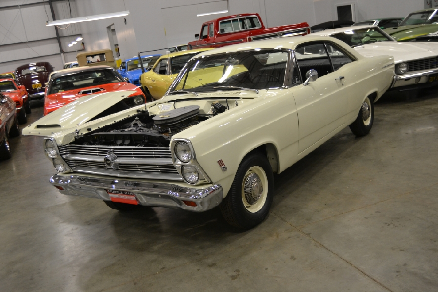Muscle Car Of The Week Video #56: 1966 Ford Fairlane 427 Lightweight