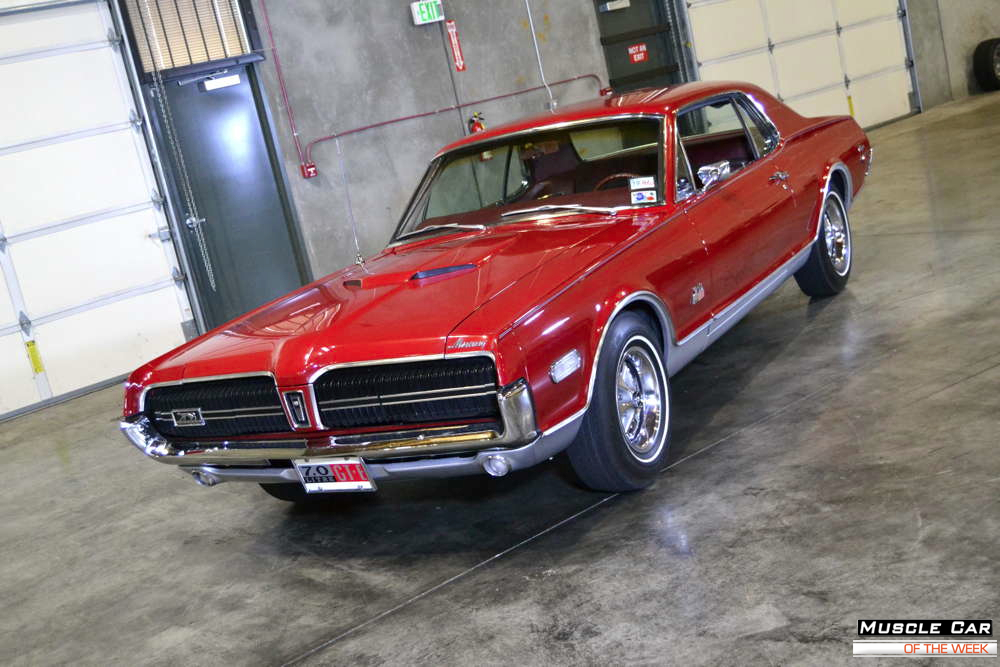 Muscle Car Of The Week Video #59: 1968 Mercury Cougar GT-E 427